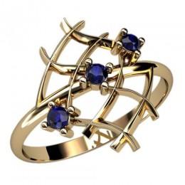 Женское кольцо 2387