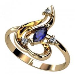 Женское кольцо 2389