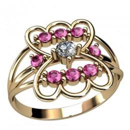 Женское кольцо 2390
