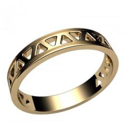 Женское кольцо классическое 2392
