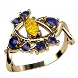 Женское кольцо 2399