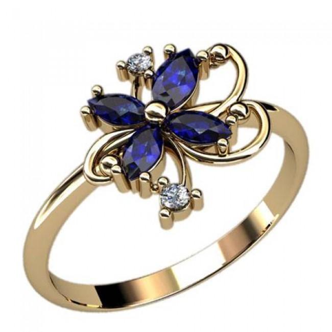 Женское кольцо 2401