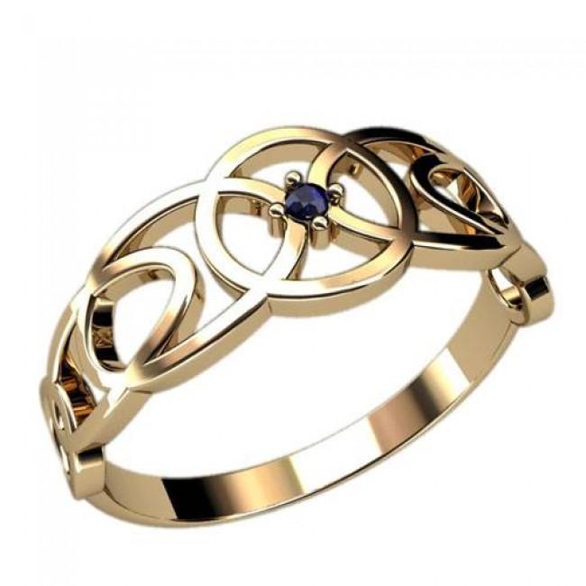 Женское кольцо 2402