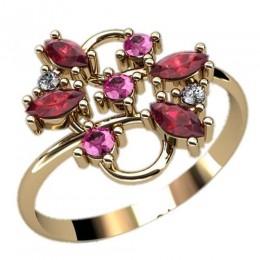Женское кольцо 2403
