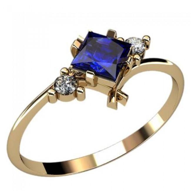 Женское кольцо 2404