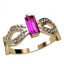 Женское кольцо 2420