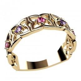 Женское кольцо 2427