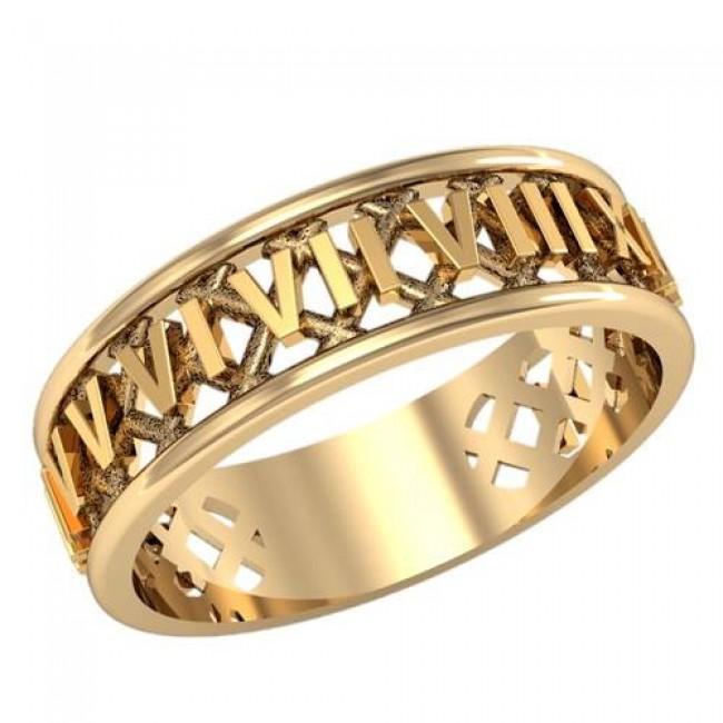 Мужское кольцо 2431