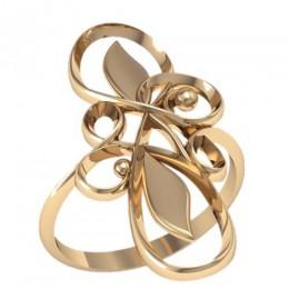 Женское кольцо 2433