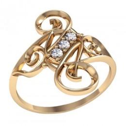 Женское кольцо 2439