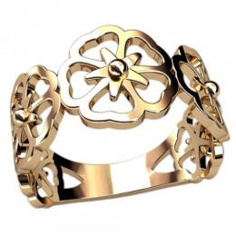 Женское кольцо 2442