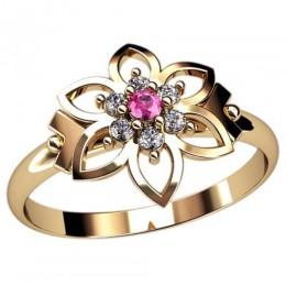 Женское кольцо 2444