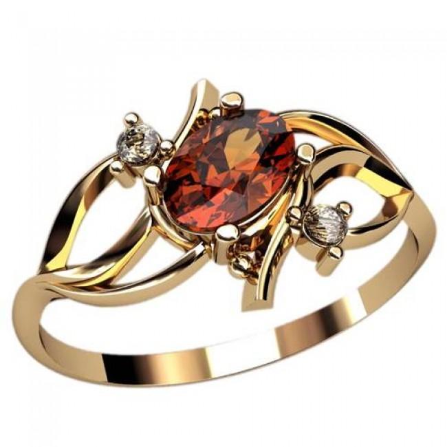 Женское кольцо 2446