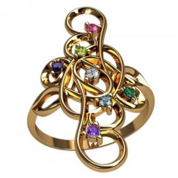 Женское кольцо 2450