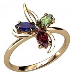 Женское кольцо 2461