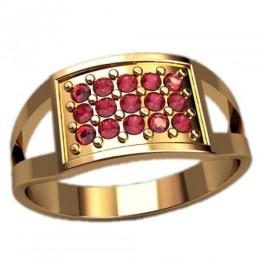 Женское кольцо 2465