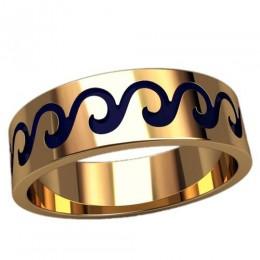Мужское кольцо 2466