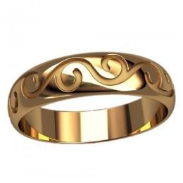 Женское кольцо классическое 2468