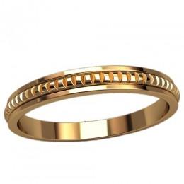 Женское кольцо классическое 2470