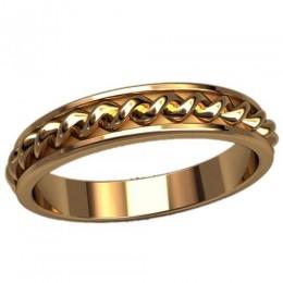 Женское кольцо классическое 2479