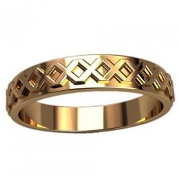 Женское кольцо классическое 2483