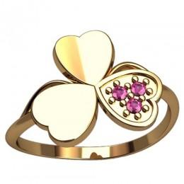 Женское кольцо 2487