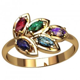 Женское кольцо 2490