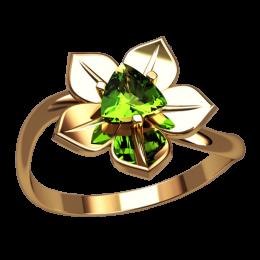 Женское кольцо 2506