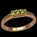 Женское кольцо классическое 2513