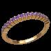 Женское кольцо классическое 2514