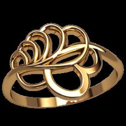 Женское кольцо 2520