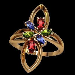 Женское кольцо 2522
