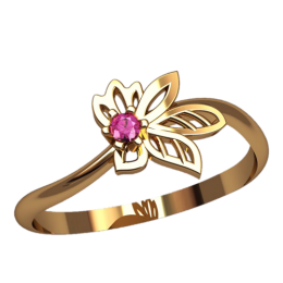 Женское кольцо 2553