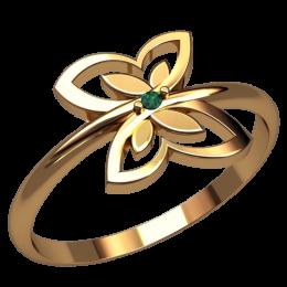 Женское кольцо 2565