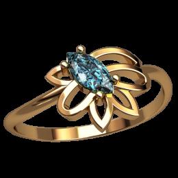 Женское кольцо 2573