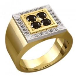 Мужское кольцо 3014
