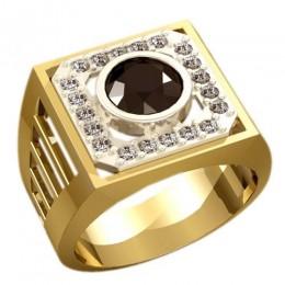 Мужское кольцо 3015