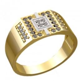 Мужское кольцо 3016