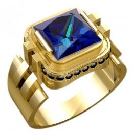 Мужское кольцо 3019