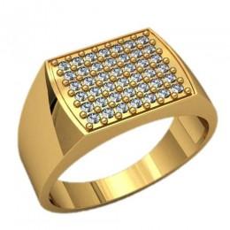 Мужское кольцо 3020