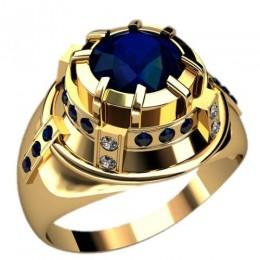 Мужское кольцо 3021