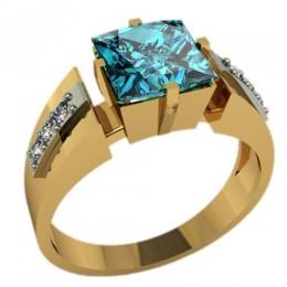 Мужское кольцо 3025