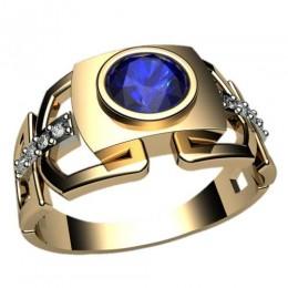 Мужское кольцо 3029