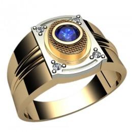 Мужское кольцо 3030