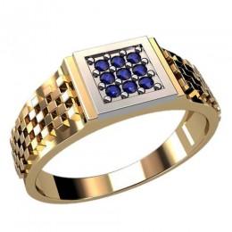 Мужское кольцо 3038