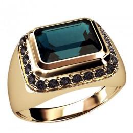 Мужское кольцо 3042