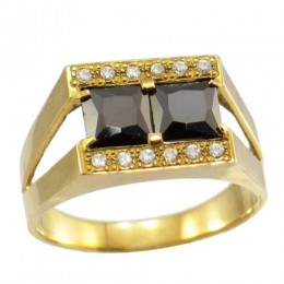 Мужское кольцо 3045