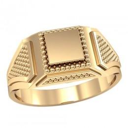 Мужское кольцо 3047