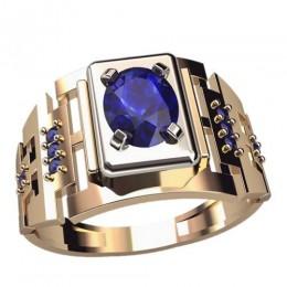 Мужское кольцо 3048