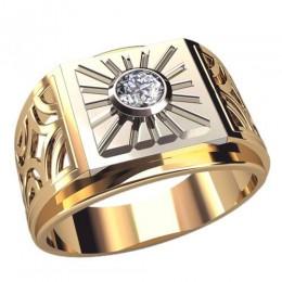 Мужское кольцо 3051